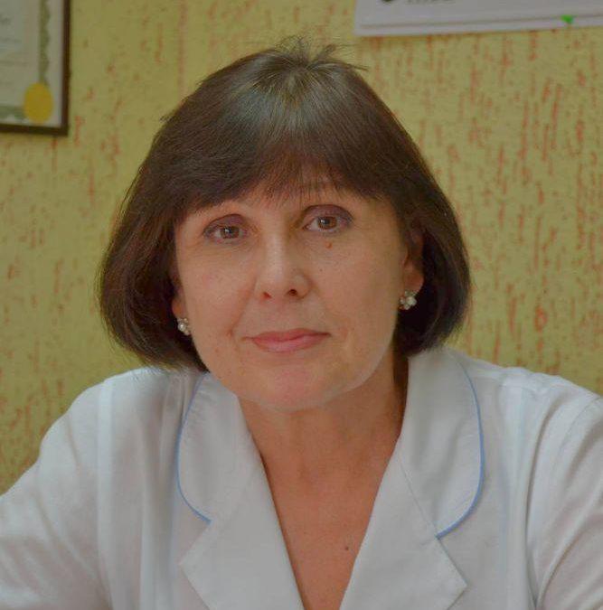 Захарова Любовь Владимировна