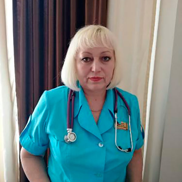 Маслова Наталья Анатольевна