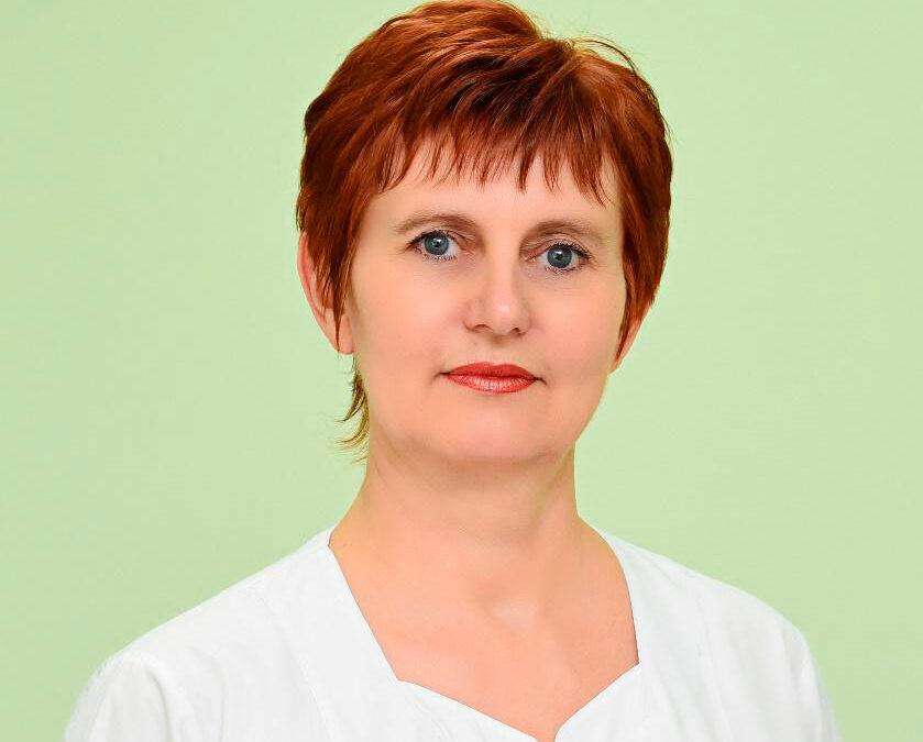 Реутова Алла Анатольевна